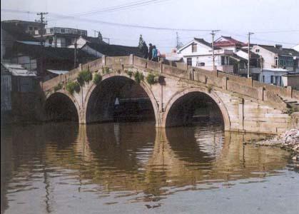 浙江省慈溪市鸣鹤山水古镇风景区2012